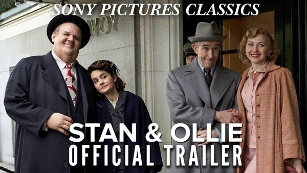Stan And Ollie Film
