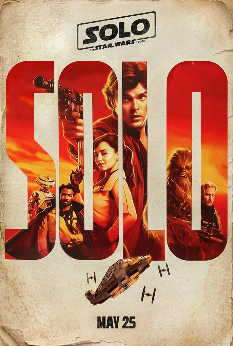 Image result for solo movie poster