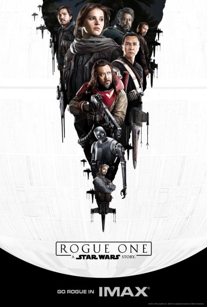 Star Wars Rogue One Imax Poster