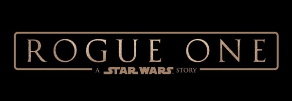 Star Wars Rogue One Movie Logo