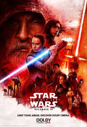 Star Wars The Last Jedi AMC