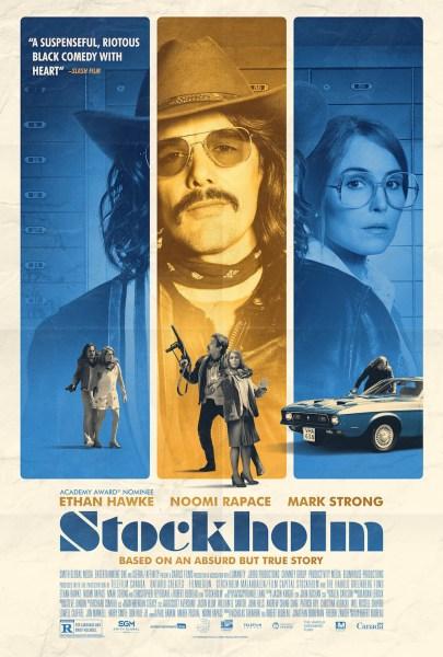 Stockholm New Film Poster
