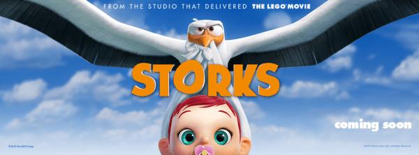 Storks Banner