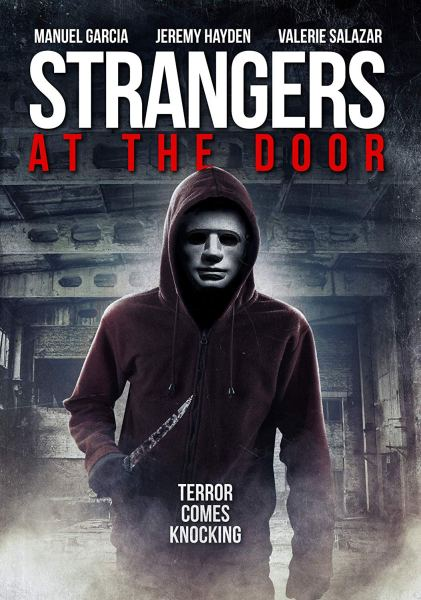 Strangers At The Door Movie Poster