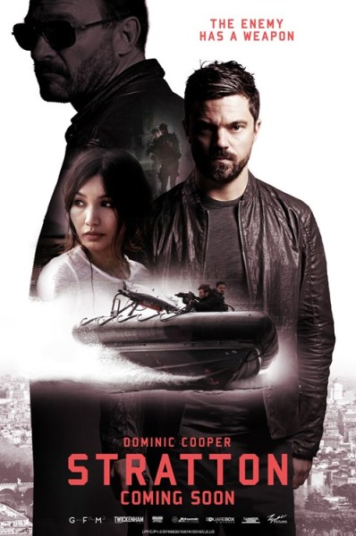 Stratton Malaysian Movie Poster