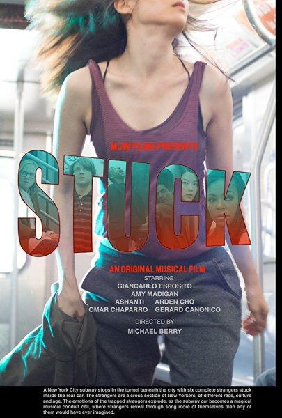 Stuck Movie Poster
