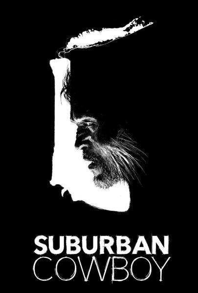 Suburban Cowboy Movie teaser poster