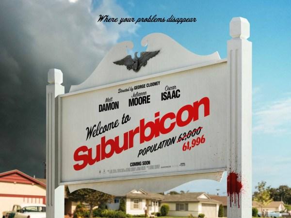 Suburbicon New Poster