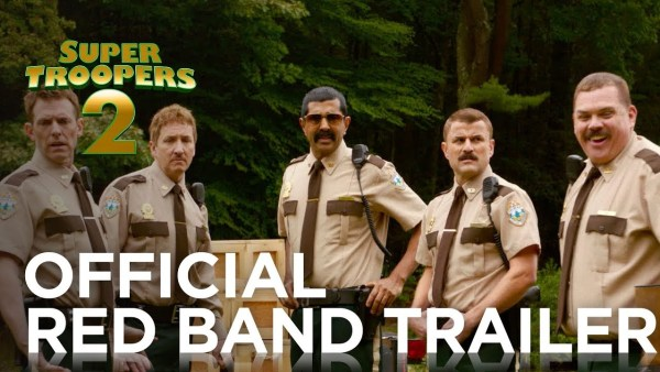 Super Troopers 2 Movie 2018