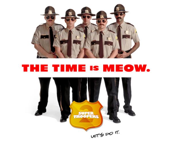 Super Troopers 2 Teaser Poster
