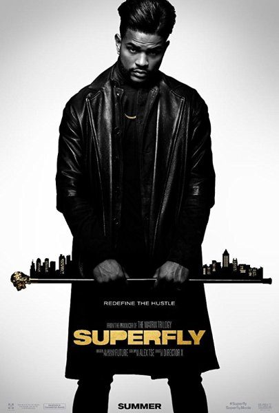 SuperFly Movie Poster