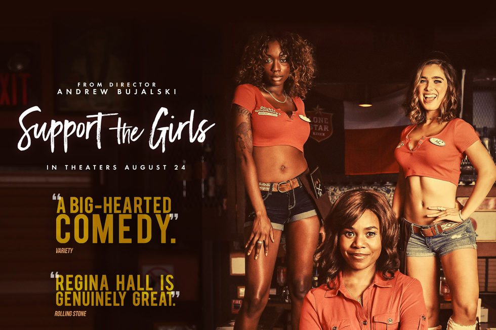 Image result for support the girls poster