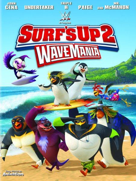Surf's Up 2 Wavemania
