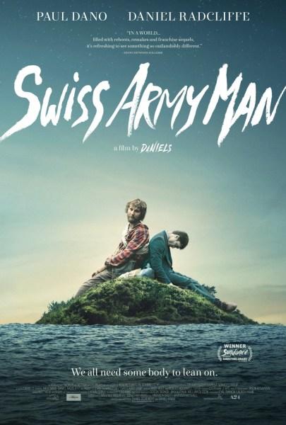 Swiss Army Man Movie Posterg