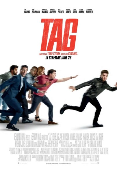 Tag New Film Poster
