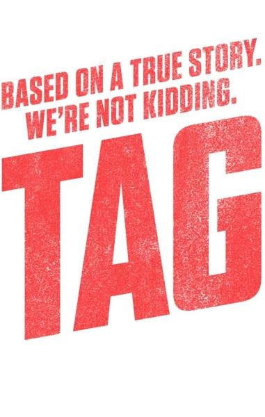 Tag Teaser Poster