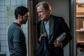 Tahar Rahim And Bill Nighy - The Kindness Of Strangers
