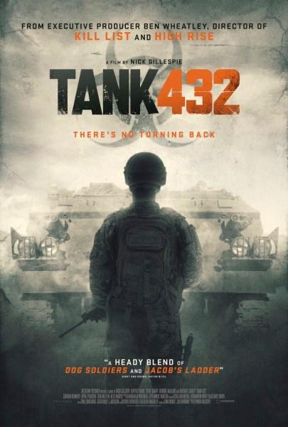 Tank 432 Movie Poster
