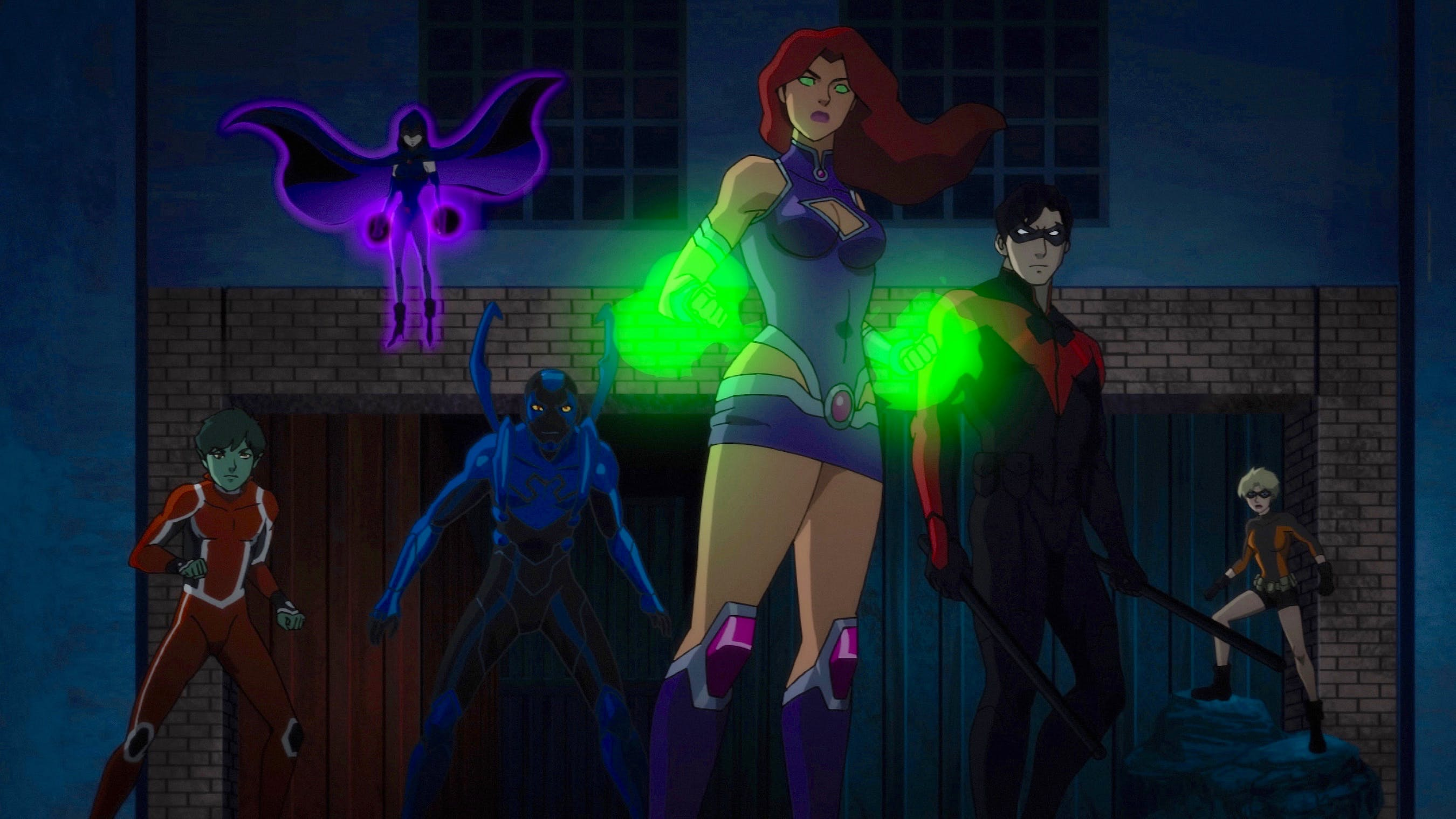 Would Teen titans clip