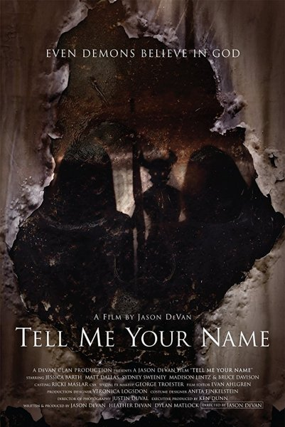 Tell Me Your Name Movie Poster