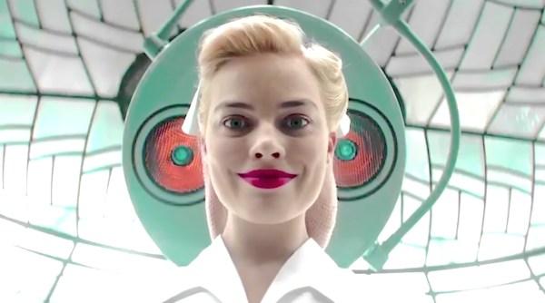Terminal Movie Margot Robbie