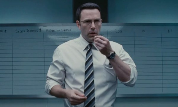 The Accountant movie - October 2016