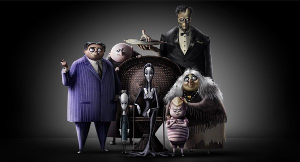 The Adams Family Movie