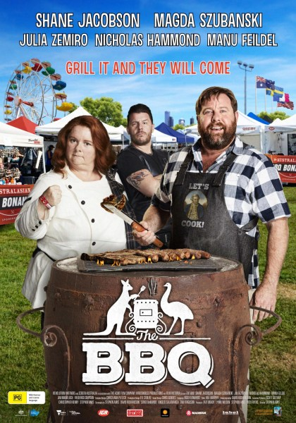 The BBQ Movie Poster