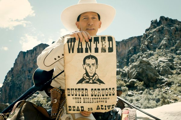 THE BALLAD OF BUSTER SCRUGGS Movie - NETFLIX