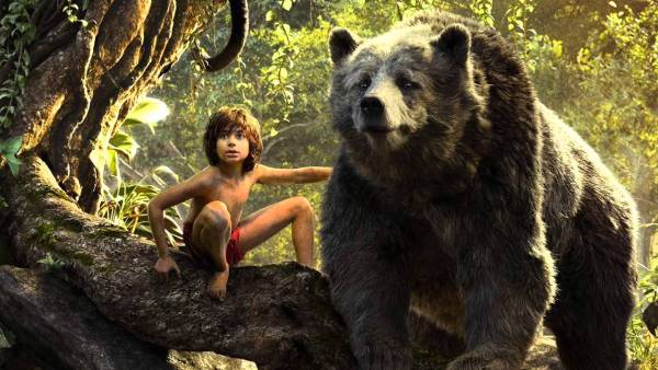 The Bare Necessities - The Jungle Book - 2016