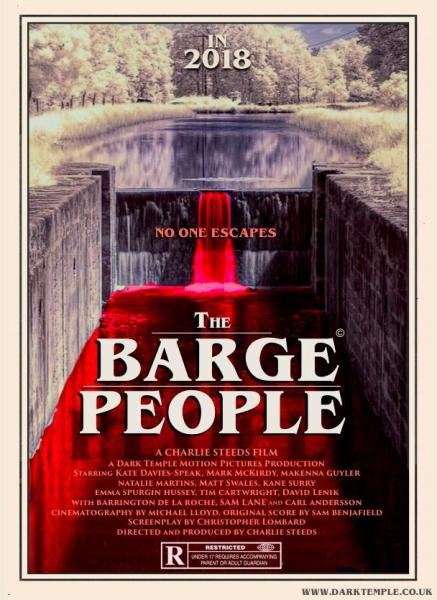 The Barge People Movie Poster
