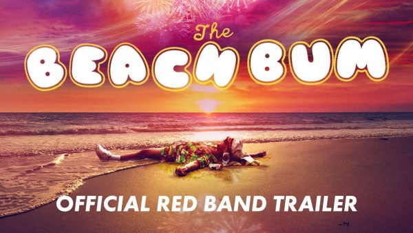 The Beach Bum 2019