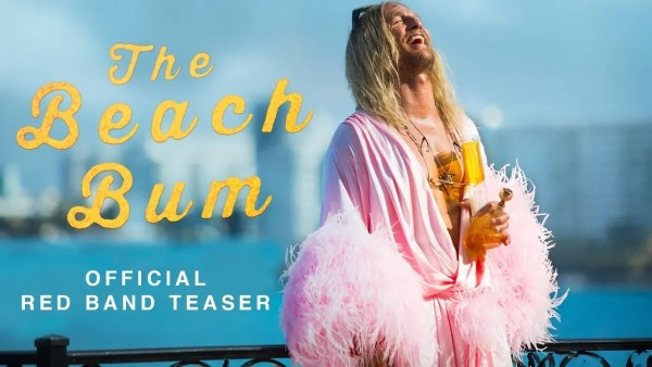 The Beach Bum Movie 2019