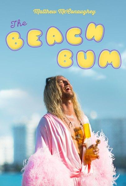 The Beach Bum Poster