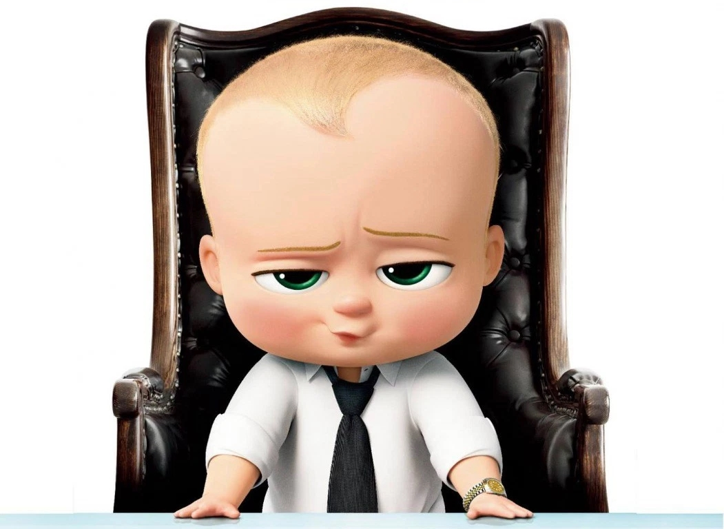 Boss Baby Teaser Trailer