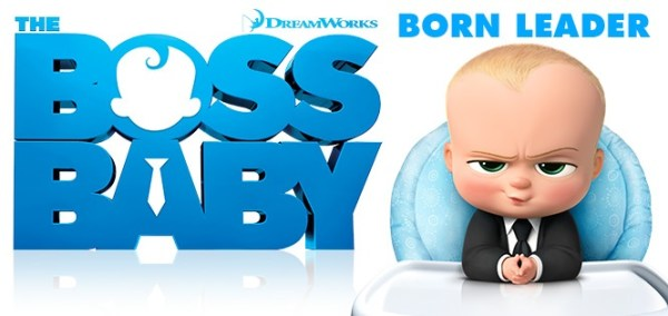 The Boss Baby March 2017 Movie