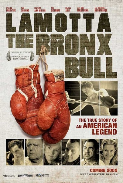The Bronx Bull Movie Poster