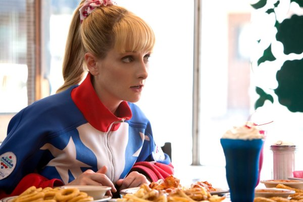 The Bronze Movie - Melissa Rauch