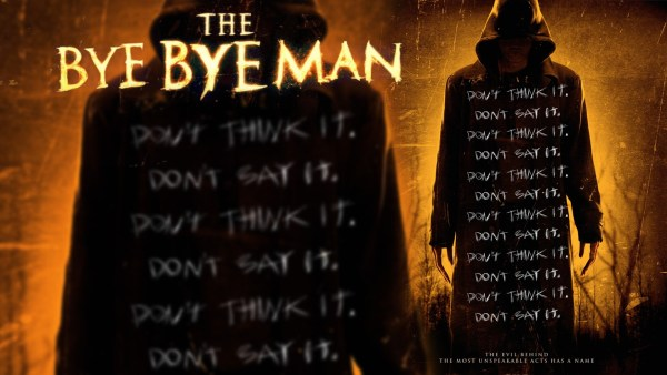 The Bye Bye Man - Friday The 13th, January 2017