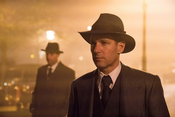 The Catcher Was A Spy Movie - Paul Rudd