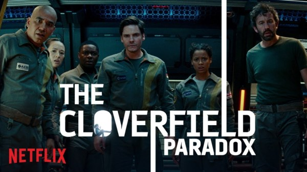 The Cloverfield Paradox Movie