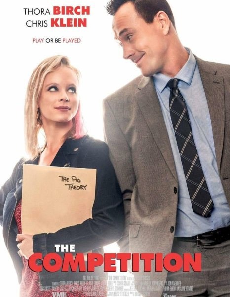 The Competition Movie Poster