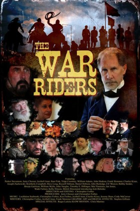 The Confederate - The War Riders