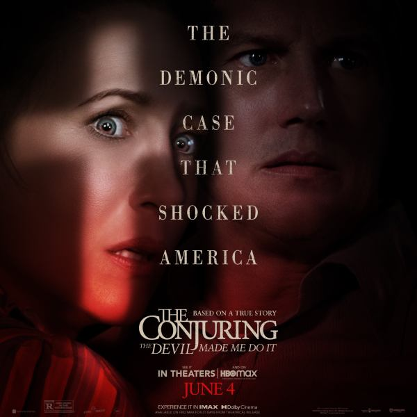 The Conjuring 3 Film Poster