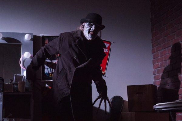 The Crooked Man Movie