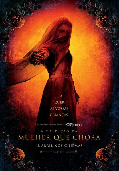 The Curse Of La Llorona New Film Poster
