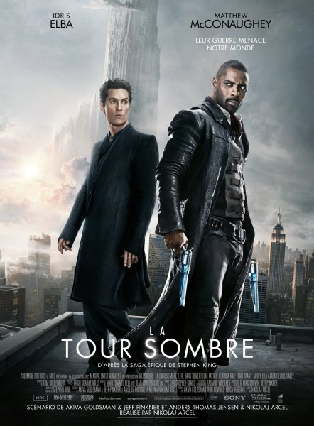 The Dark Tower French Poster