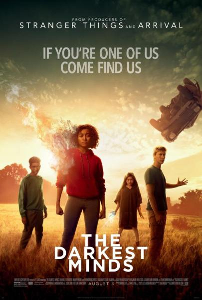The Darkest Minds New Film Poster