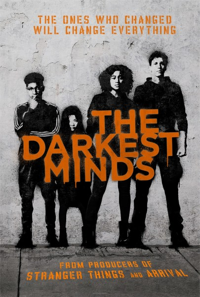 The Darkest Minds Movie Poster