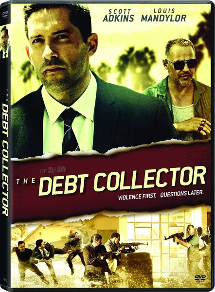 The Debt Collector DVD Cover